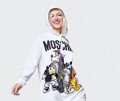 Bluza z kolekcji H&M x Moschino