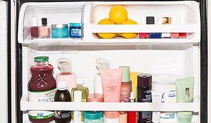 Kosmetyki, które można przechowywać w lodówce
