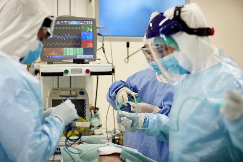 Anulowano przeszczep. Dawczyni nie była zaszczepiona przeciw COVID-19