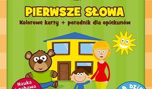 Karty obrazkowe dla dzieci - Pierwsze słowa