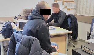 Mokotowscy policjanci zabezpieczyli największy w Polsce nielegalny zbiór