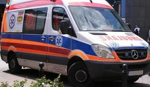 Zderzenie tramwajów w Al. Jerozolimskich. Są ranni