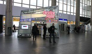 Znikną kioski z hali głównej Dworca Centralnego