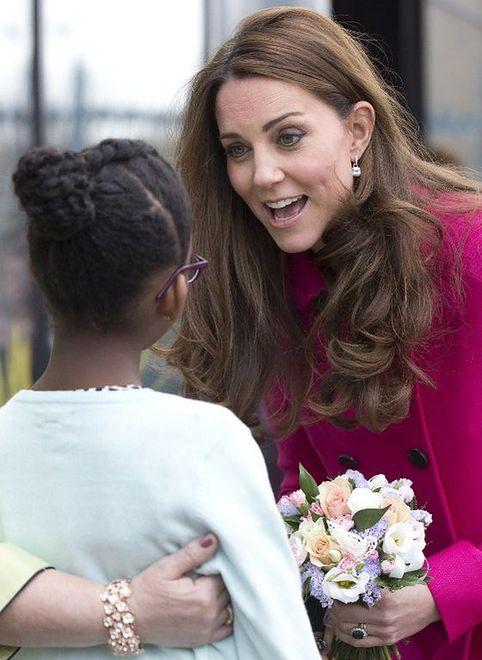Kate Middleton pełna wdzięczności za życzenia