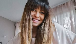 Anna Lewandowska podała przepis na czekoladową maseczkę