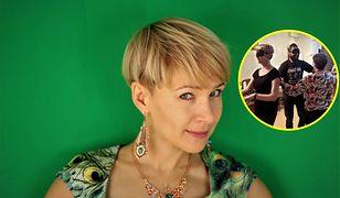 Monika Grobelna prowadzi warsztaty z dominacji dla kobiet