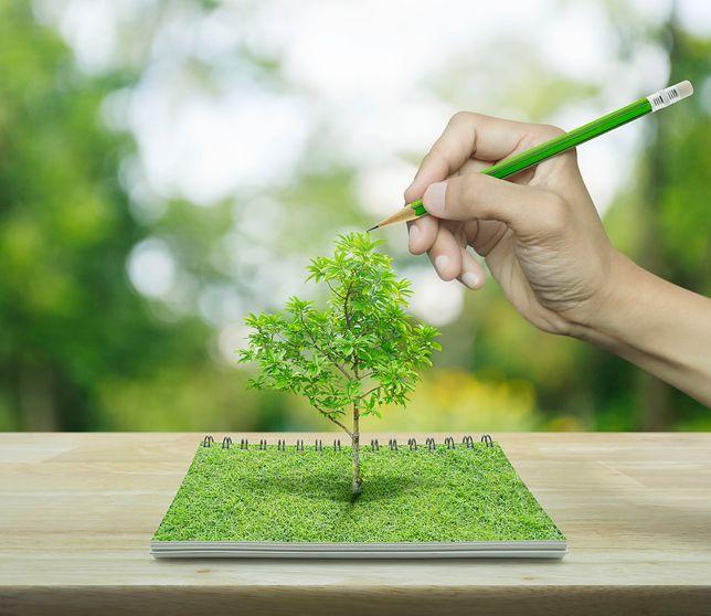 Pomysł wydawnictwa ma na celu edukację najmłodszych czytelników i dbanie o przyrodę