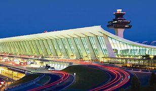 Budynek lotniska Waszyngton Dulles