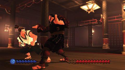Karateka szuka księżniczki na Steamie