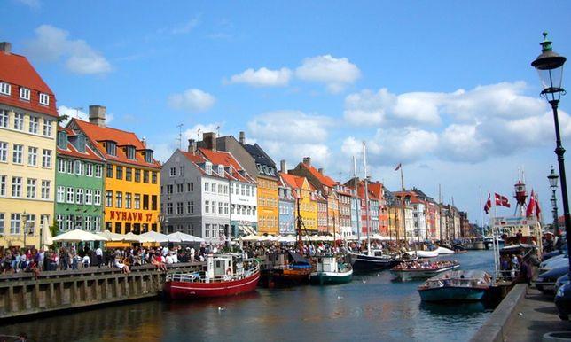 Miejsce 10. Kopenhaga, Dania