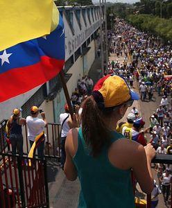 USA nakłada sankcje na Wenezuelę. Zablokowana państwowa firma naftowa