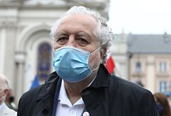 """Strajk kobiet. Rzepliński o protestujących: """"Hołota francuska zachowuje się inaczej?"""""""