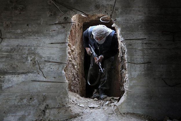 Rebelianci syryjscy zadowoleni z klęski puczu w Turcji