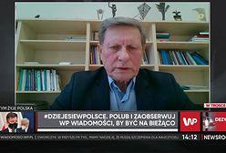 """Leszek Balcerowicz o 500 plus. Mówi o """"greckim scenariuszu"""""""