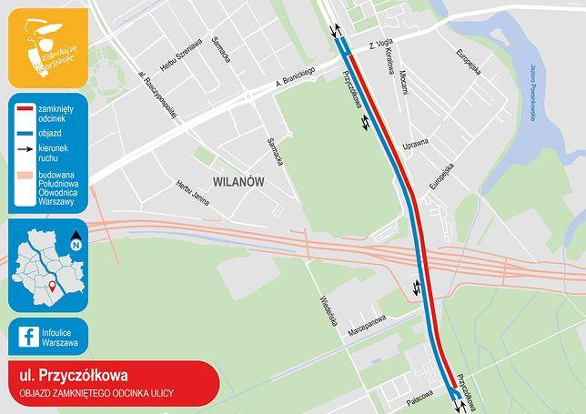 Warszawa. Mieszkańców stolicy czekają spore utrudnienia na drogach