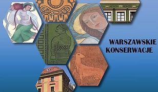 """""""Warszawskie Konserwacje"""". Spacery po zabytkach na Starówce"""