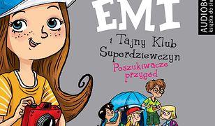 Emi (#7). Emi i Tajny Klub Superdziewczyn. Tom 7. - CD. Poszukiwacze przygód
