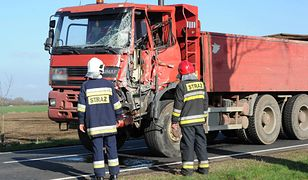 Kierowca ciężarówki, który spowodował wypadek w Słowinie, może opuścić areszt pod warunkiem wpłacenia 35 tys. zł kaucji