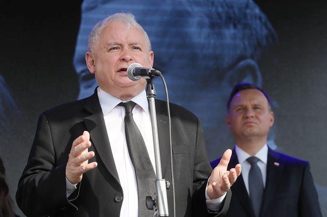 Czy działacze PiS posłuchają prezesa Jarosława Kaczyńskiego?