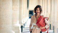 Alexa Chung w kampanii Longchamp