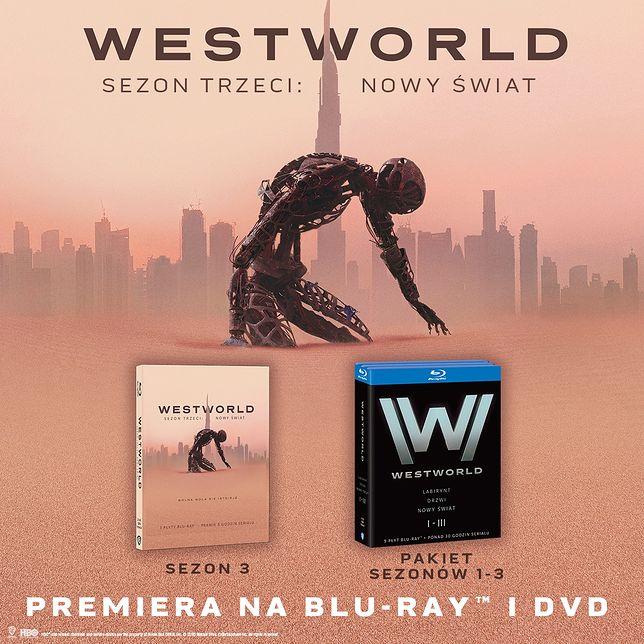 Westworld, sezon 3