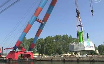 Ostatnia faza budowy gazoportu w Świnoujściu