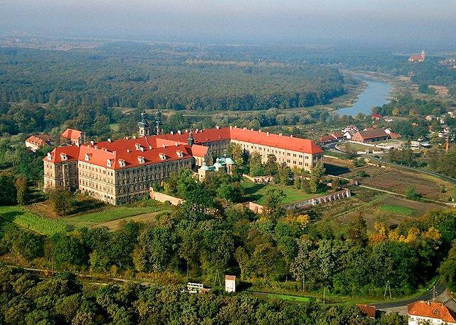 Dolnośląskie/Lubiąż - Klasztor Cystersów