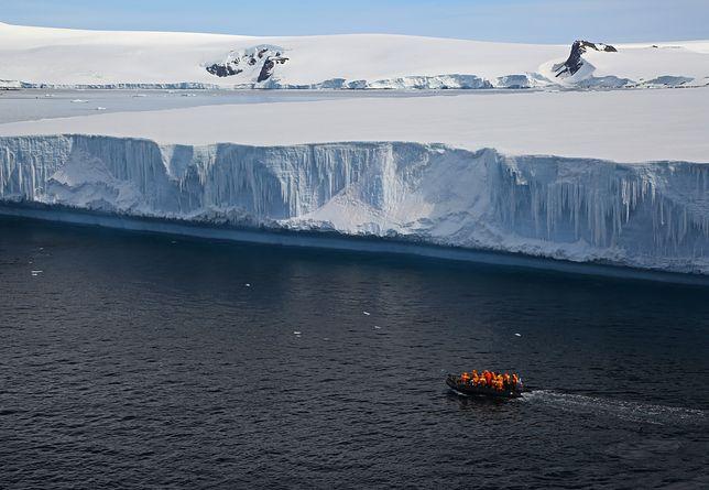 Antarktyda - kontynent, który nie należy do nikogo