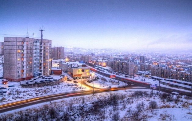 Murmańsk, Rosja
