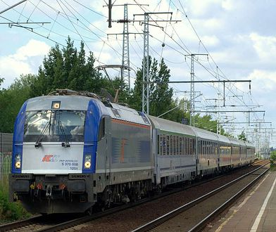 Gdy jedziemy pociągiem trasą międzynarodową, pamiętajmy o wydrukowaniu biletu