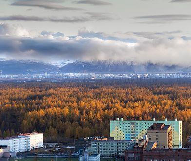 Norylsk - miasto odcięte od świata