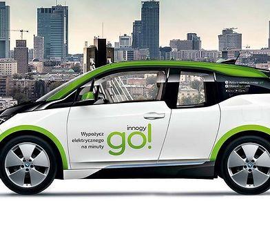 Innogy GO! Młodzi kierowcy nie wypożyczą auta na minuty