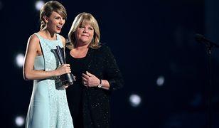 Taylor Swift i jej mama Andrea Swift