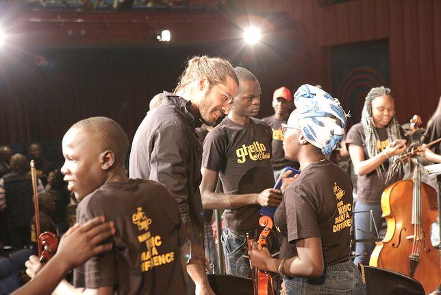 Radzimir Dębski w Kenii