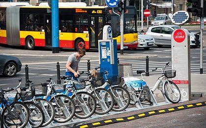 Miejskie wypożyczalnie rowerowe. Pedałujemy niemal jak Holendrzy