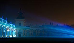 Dodatkowe pokazy mappingów oraz spektakle w Wilanowie