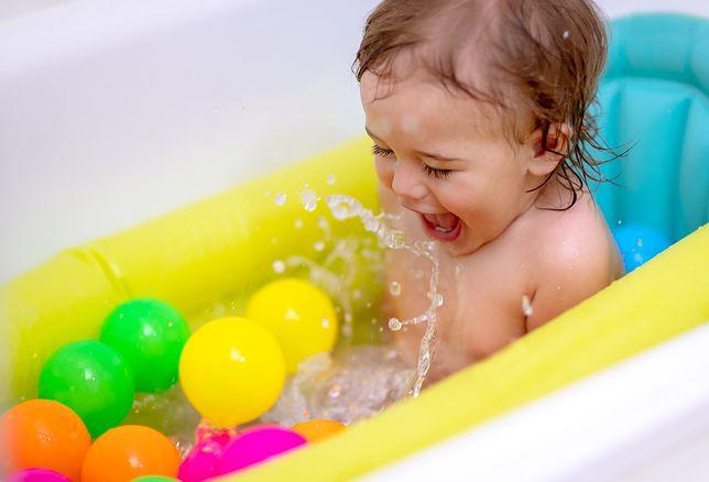 W rankingu zabawek do kąpieli przeważają te, które pozwalają dziecku odkryć fascynujące właściwości wody