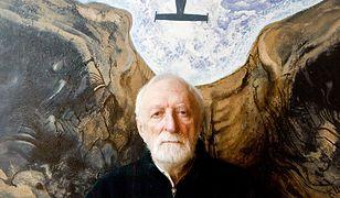 Profesor Andrzej Strumiłło to ważna postać polskiej sztuki