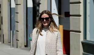 LOOK OF THE DAY: Olivia Palermo w wiosennym wydaniu