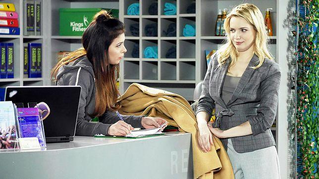 """""""Pierwsza miłość"""" odc. 2484: Asia chce odejść z pracy. Bójka Aleksandra z ojcem!"""