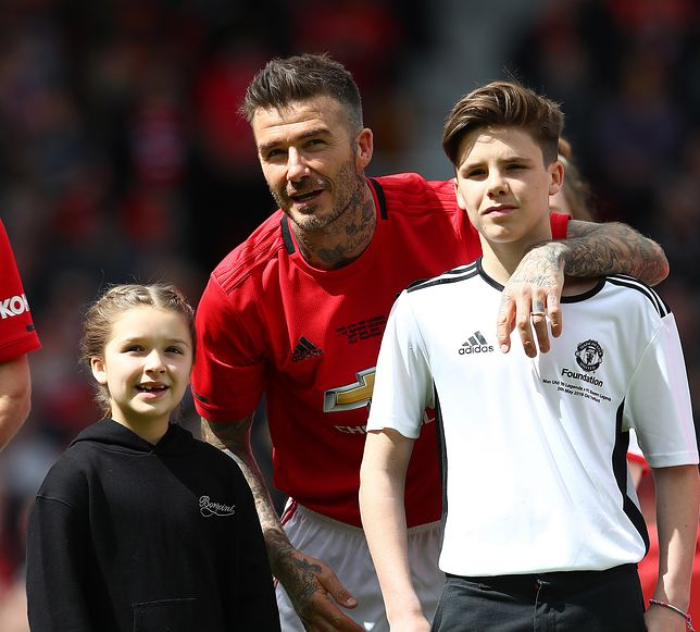 David i Victoria Beckham chcą ochrzcić swoje dzieci
