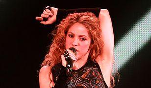 Shakira straciła głos. I wtedy zdarzył się cud