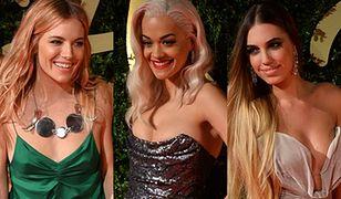 Dekolty gwiazd na British Fashion Awards