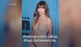 Agnieszka Dygant oszczędza jak mało która gwiazda. To generuje konflikty z mężem