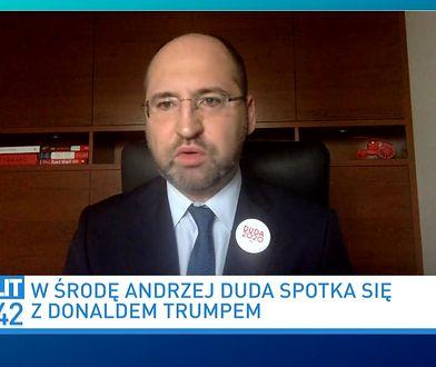 """Wybory 2020. Andrzej Duda leci do USA. """"Ogłoszenie wielkich inwestycji"""""""