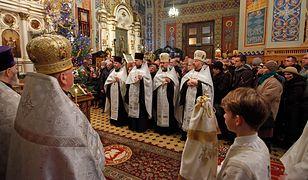 Trwają święta prawosławne święta Bożego Narodzenia