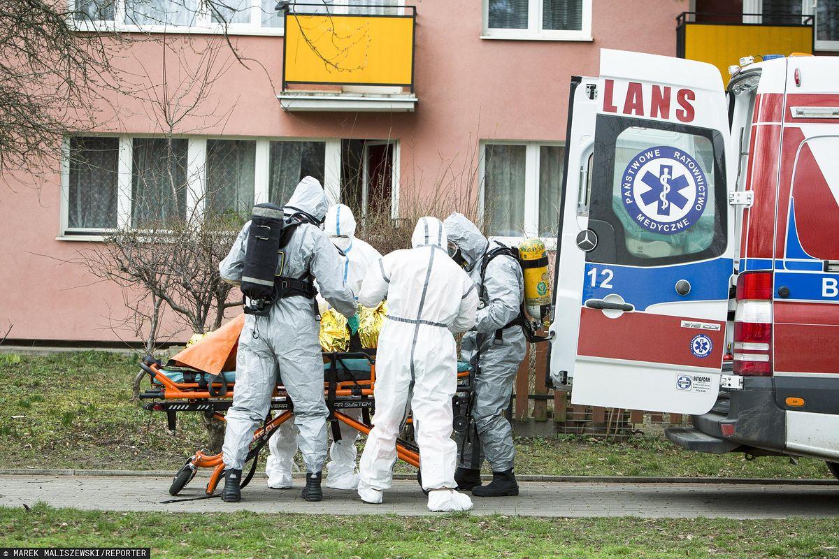 """Koronawirus w Polsce. Ile potrwa epidemia? """"Nawet kilkanaście miesięcy"""""""