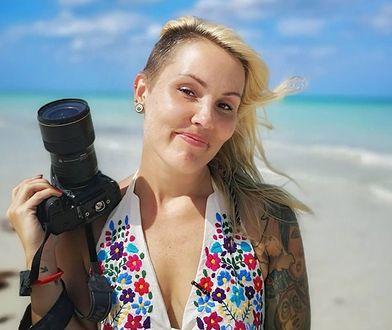 Anita Demianowicz jest fotografką. Podróżuje po całym świecie