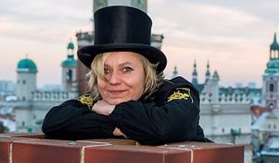 Angelina Jakubowska od ponad 10 lat wspina się po dachach