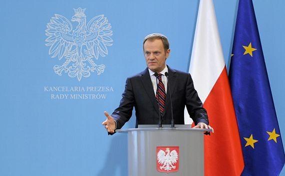 """Powitają Tuska na Dworcu Centralnym i zaśpiewają mu """"sto lat"""". Szykuje się demonstracja?"""
